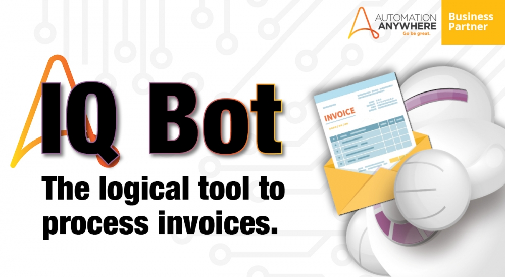 RPA vs IQ Bot for Processing Unstructured Data from Invoices